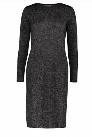 Meli Lurex Sweater Dress