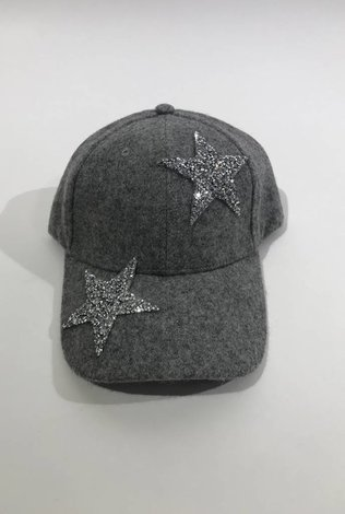 Star Cap Grey/Silver