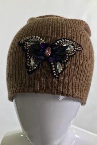Butterfly Beanie