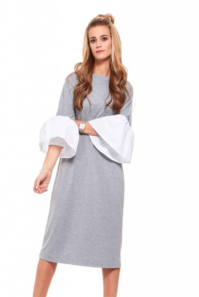 Bella Donna Puff Sleeve Dress