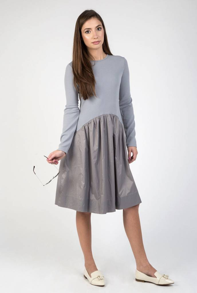 Parachute Combo Dress