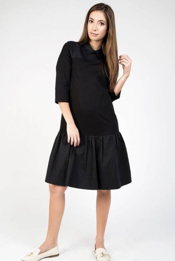 Shira Collar Dress