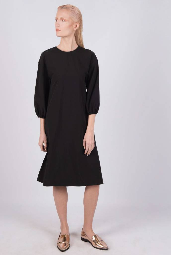 Ruti Horn Bulla Basic Dress