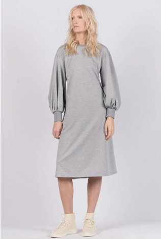 Ruti Horn Gray Globo Dress- Limited Addition