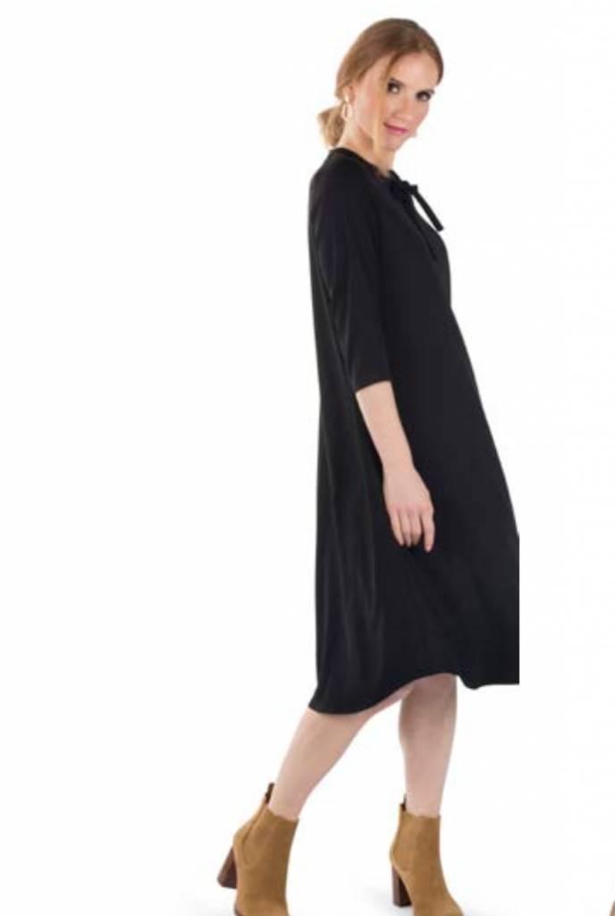 Deela Black Grace Dress