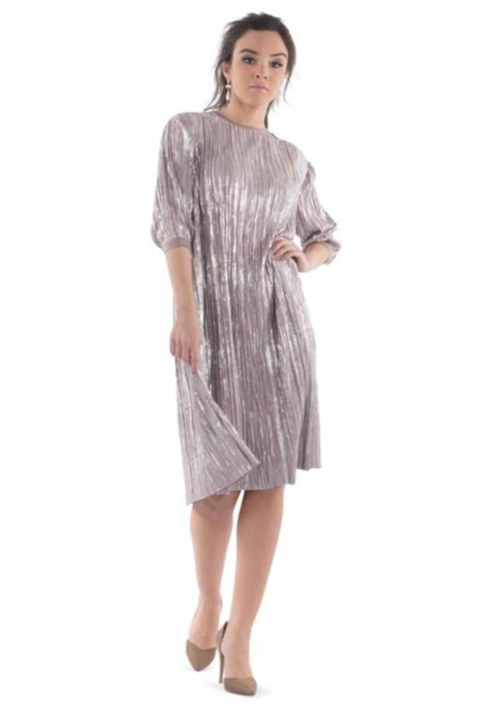 Deela Pleated Dress