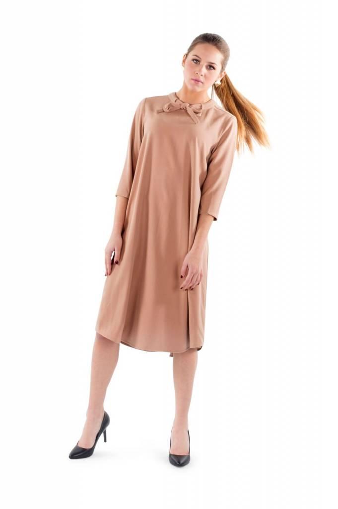 Deela Peach Grace Dress
