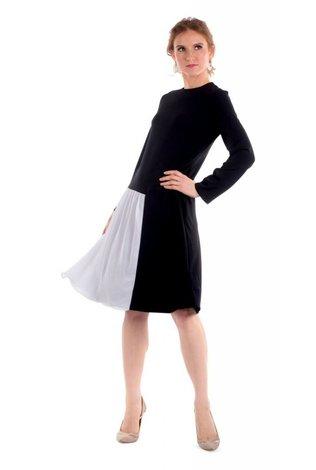 Deela Black Banquet Dress