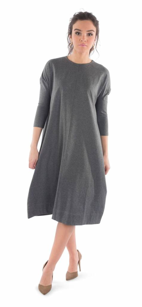 Deela Gray Tee Dress