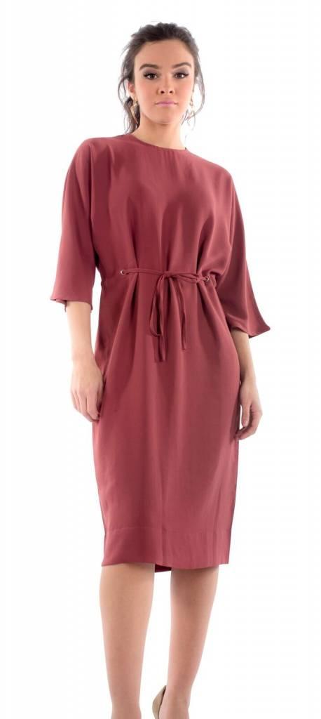 Deela Ivy Tie Dress