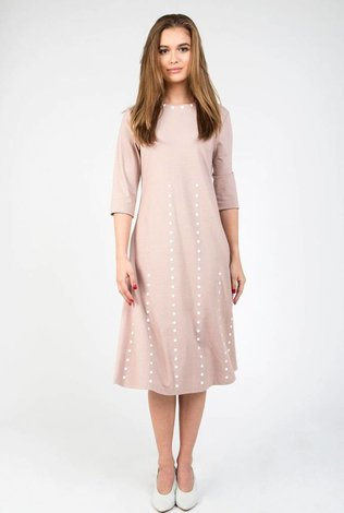 Maple and Cliff Bejewled Dress