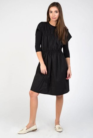 Static Double Elastic Dress