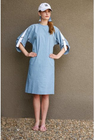 Third Buckle Dress