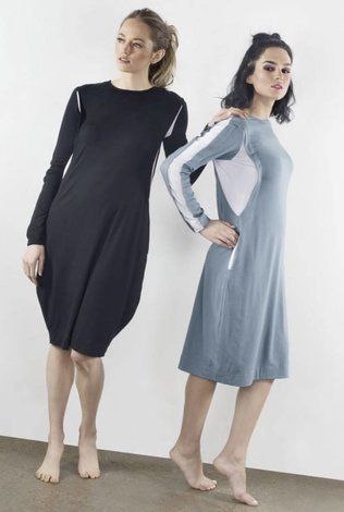 K2 Squared K2 Colorblock Dress