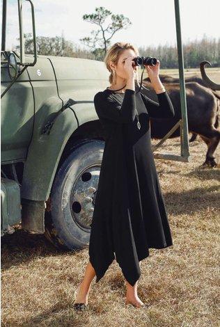 Pashmina Classic Dip Dress