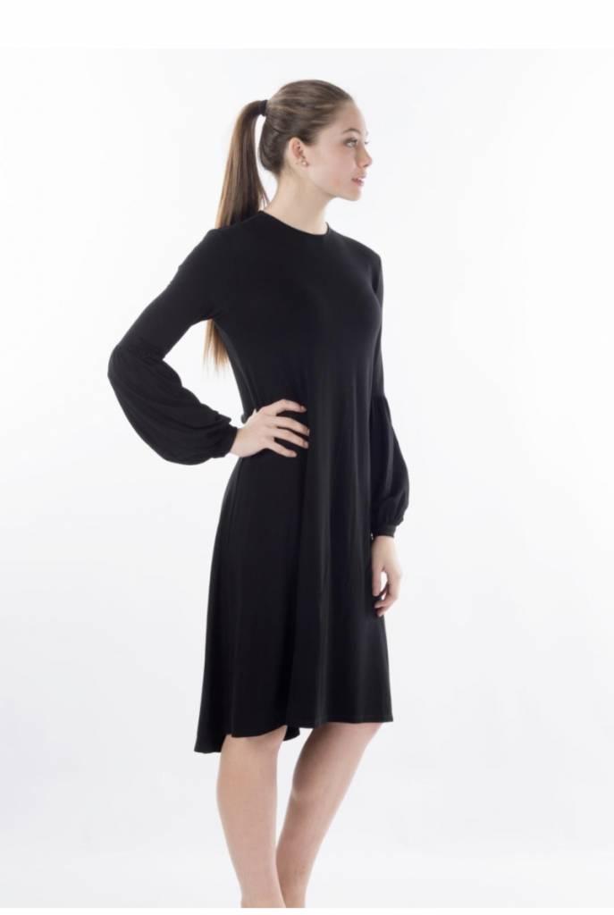 Pashmina Pashmina Bell Sleeve Dress