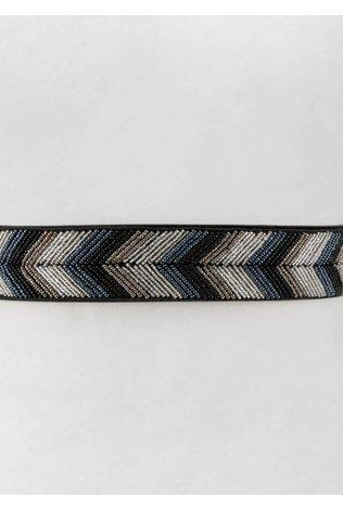 Two 12 Fashion Arrow Bead Belt