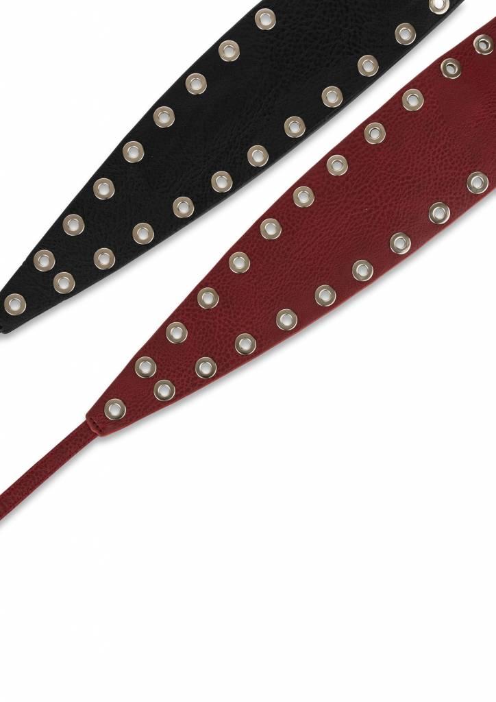 Two 12 Fashion Grommet Wrap Belt