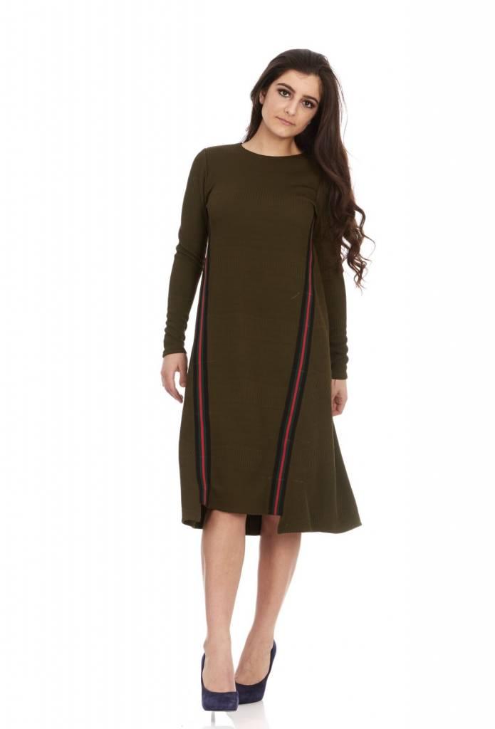 Bella Donna Gucci Hi Low Sweater Dress