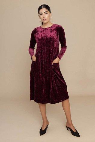 Solika Velvet Heidi Dress
