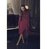 bliss Bliss Silk Overlay Dress