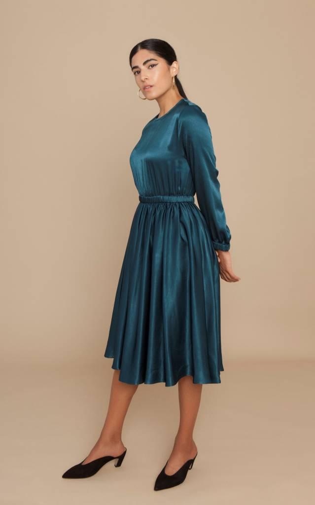 Solika Solika Elastic Wasit Dress