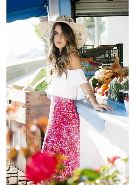 SHOW ME YOUR MUMU FLIRT SKIRT
