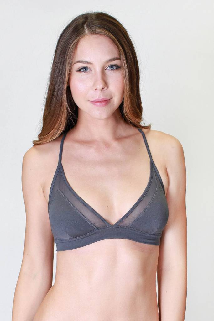 P.J. SALVAGE ALL TIED UP BRALETTE