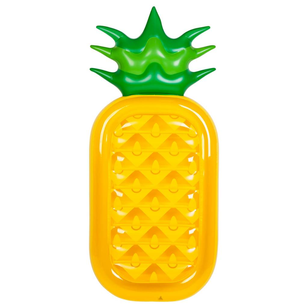 SUNNY LIFE LUXE LIE-ON FLOAT PINEAPPLE