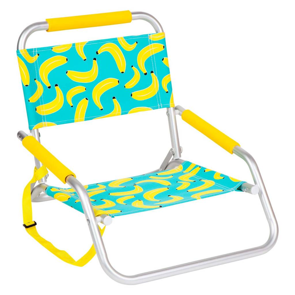 SUNNY LIFE KIDS BEACH SEAT COOL BANANAS