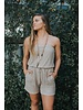 TROUBLE AT THE MILL NET OVERLAY ROMPER