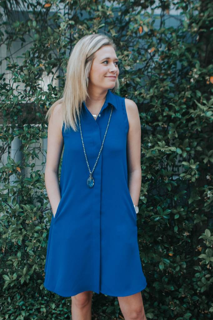 Amanda Uprichard SHIRT DRESS