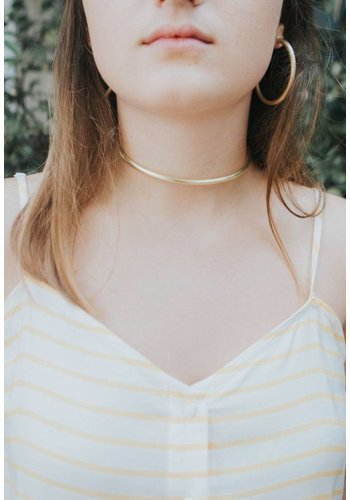 NATALIE COLLAR NECKLACE