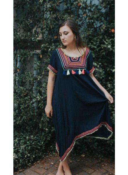 RUBY YAYA LUCIANA DRESS