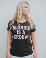 CHASER BLONDIE IS A GROUP
