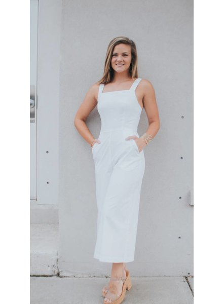 Amanda Uprichard THISTLE JUMPSUIT
