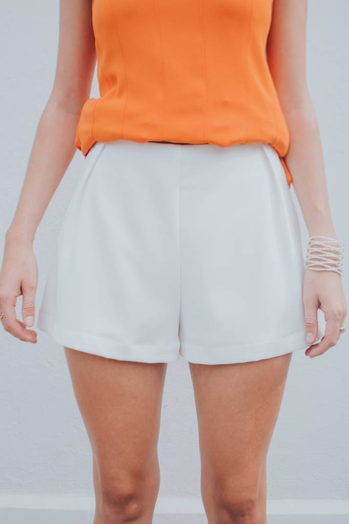 Amanda Uprichard CALYPSO SHORTS