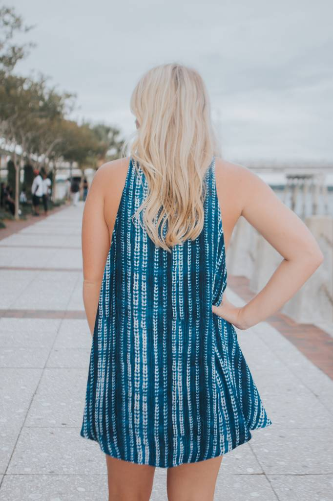 SHOW ME YOUR MUMU RANCHO MIRAGE LACE UP