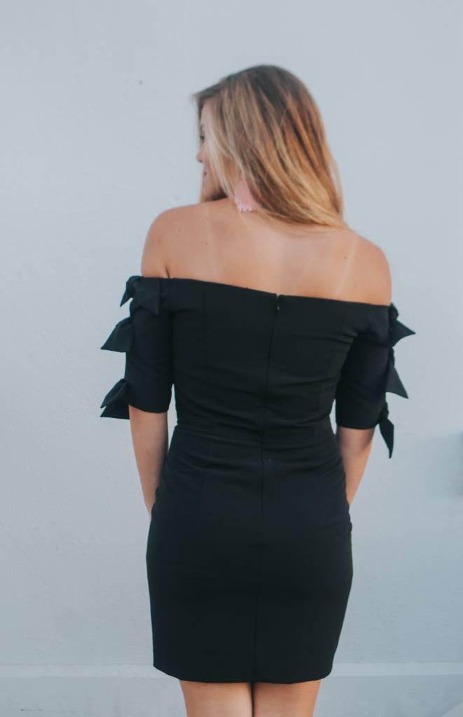 MILLY CAROLINE DRESS