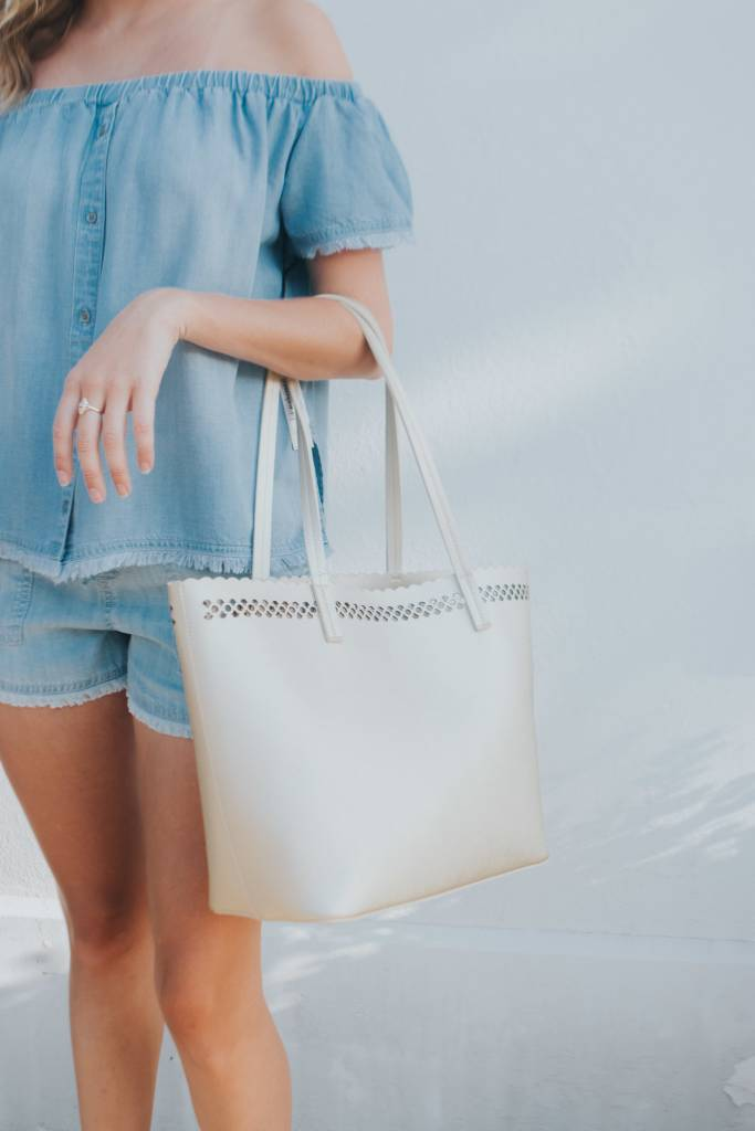 Shiraleah BELLA TOTE GOLD