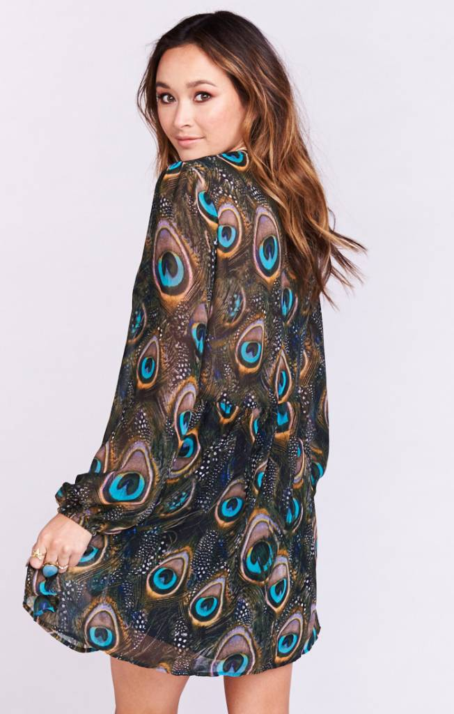 SHOW ME YOUR MUMU DAKOTA DRESS