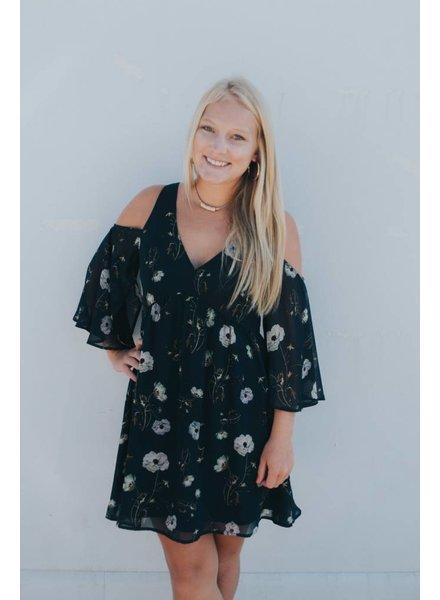 BB Dakota RYLIE FLORAL DRESS