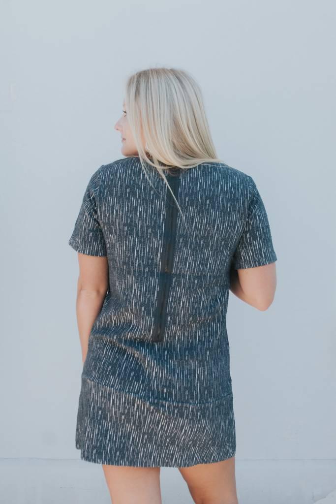 BISHOP+YOUNG IVY SHIFT DRESS