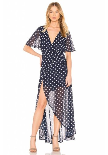 MARIANNE WRAP DRESS