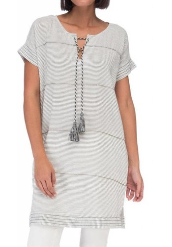 Bethie Tunic With Beaded Detail