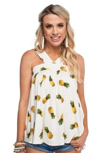 Malibu Pineapple Top