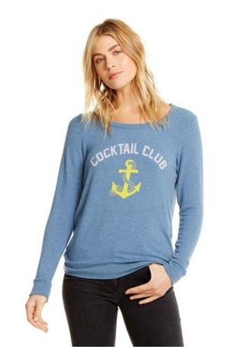 LS PULLOVER COCKTAIL CLUB