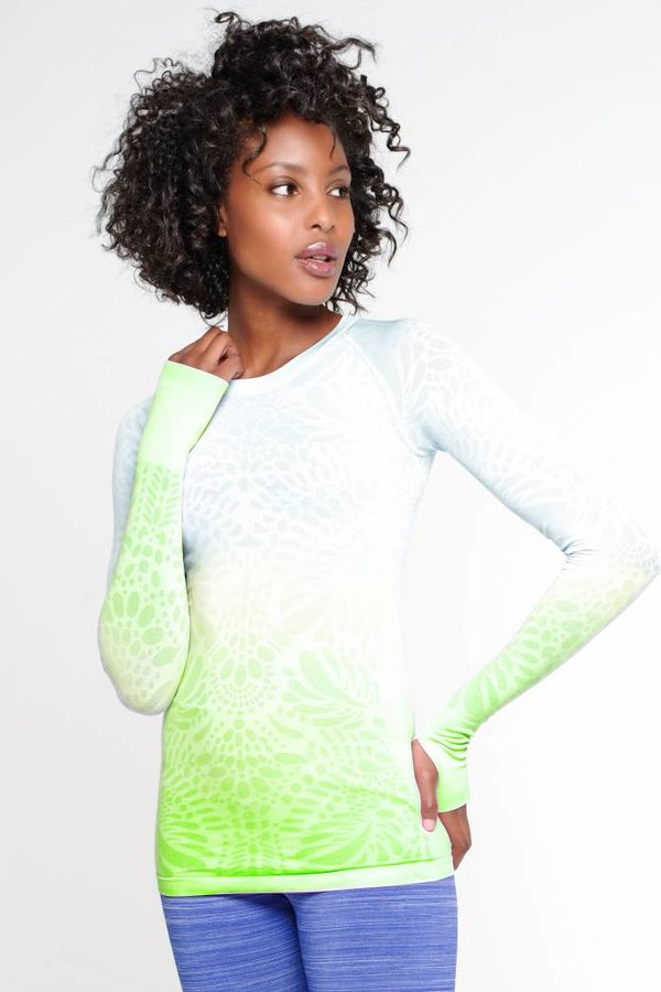 CLIMAWEAR Chemise à Manches Longues See The Light