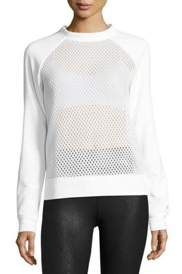 ALO YOGA Elemental Long Sleeve Top