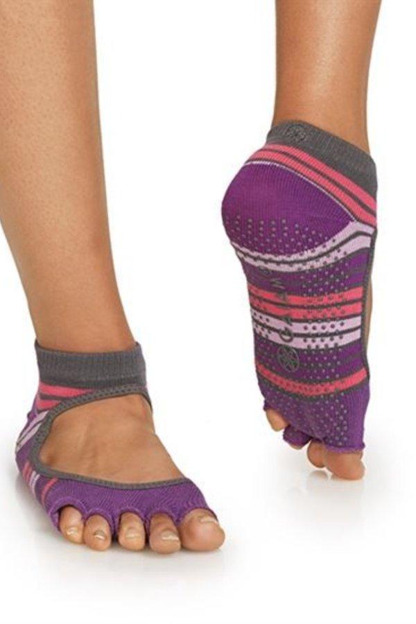 GAIAM Mary Jane Yoga Socks